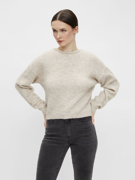 Object Collectors Item KNOT DETAIL PULLOVER, Silver Gray, highres - 23037302_SilverGray_898744_003.jpg