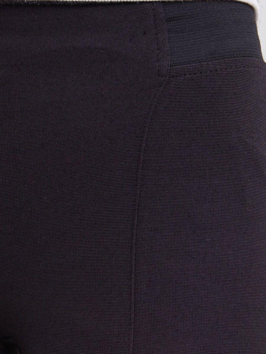 P701 algod/ón en 22 colores Leggings 3//4 para ni/ños talla 92 hasta 158 cm