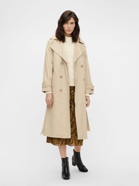 CASUAL TRENCHCOAT