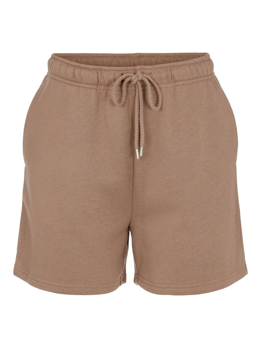 SWEAT SHORTS, Fossil, highres