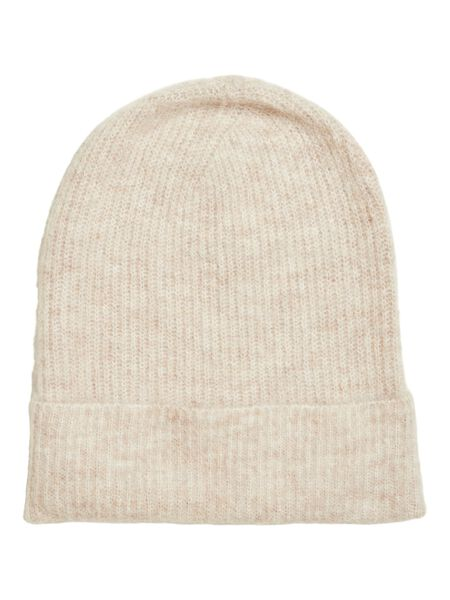 Object Collectors Item WOOL BLEND RIB BEANIE, Silver Gray, highres - 23033689_SilverGray_796952_001.jpg