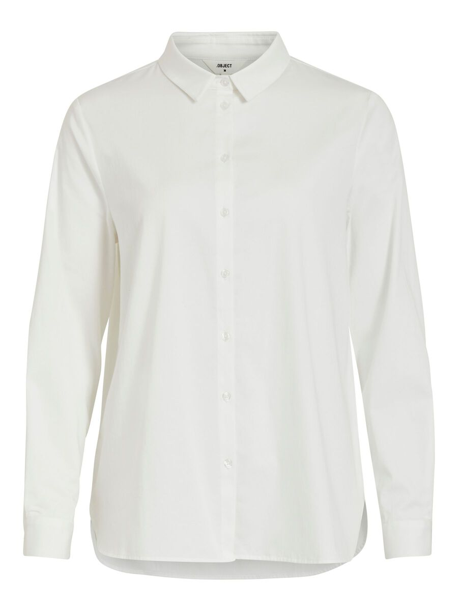 LOOSE FIT SHIRT, White, highres