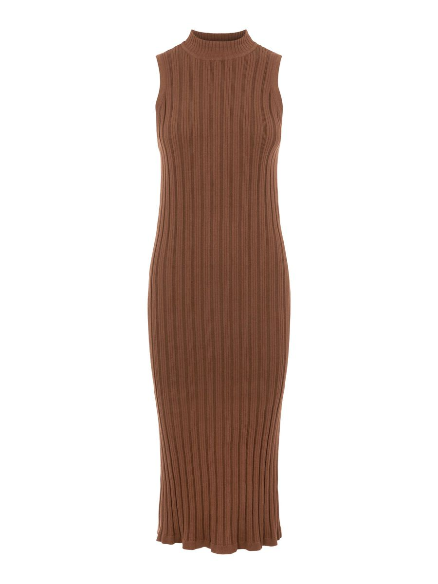 KNITTED MIDI DRESS, Partridge, highres