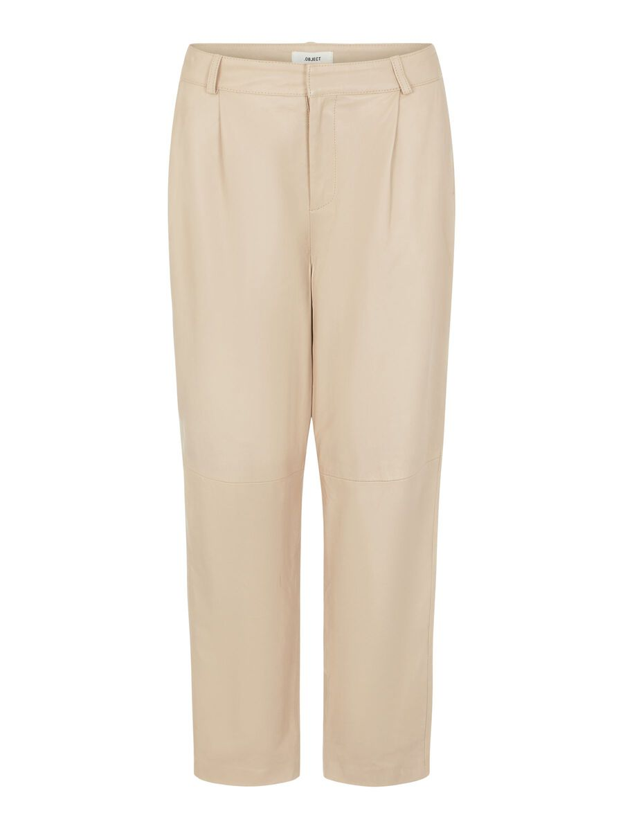 Object Collectors Item HIGH WAISTED LEATHER TROUSERS, Humus, highres - 23035258_Humus_001.jpg