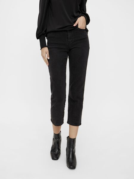 HIGH WAISTED WIDE FIT JEANS