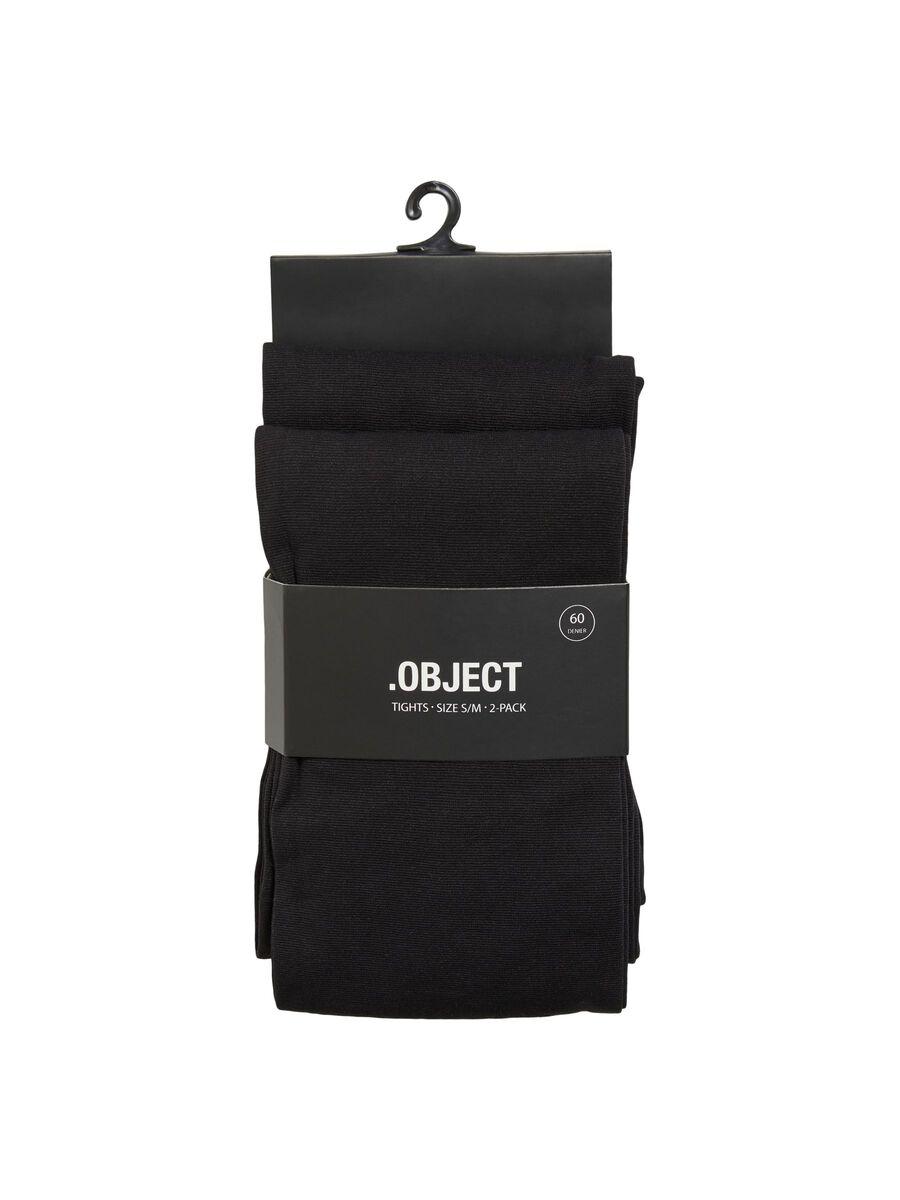 Object Collectors Item 2-PACK 60 DENIER PANTY, Black, highres - 23029294_Black_001.jpg