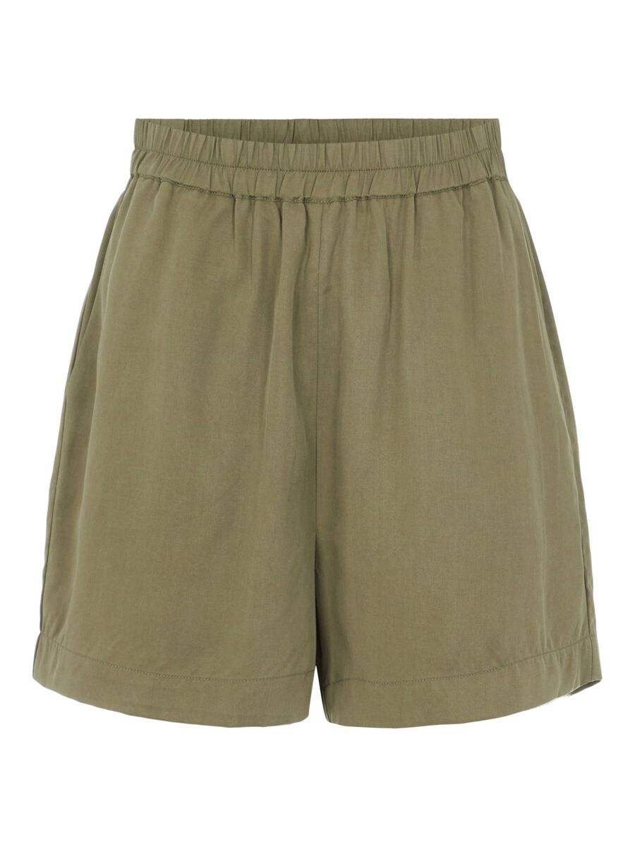 LOOSE FIT SHORTS, Deep Lichen Green, highres