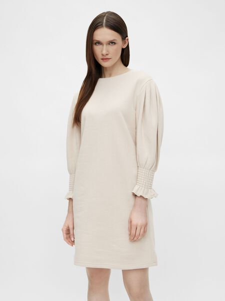 Object Collectors Item KNITTED SWEATER DRESS, Silver Gray, highres - 23037208_SilverGray_003.jpg