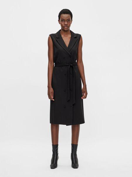 Object Collectors Item BLAZER DRESS, Black, highres - 23038178_Black_003.jpg