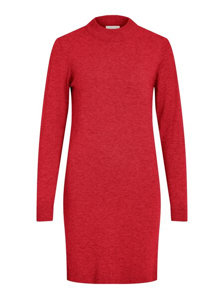 Object Collectors Item LONG SLEEVED KNITTED DRESS, Racing Red, highres - 23030730_RacingRed_911000_001.jpg