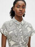 Object Collectors Item PAISLEY PRINT SHIRT DRESS, Sandshell, highres - 23035621_Sandshell_852825_006.jpg