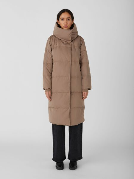 Object Collectors Item LONG DOWN COAT, Fossil, highres - 23030226_Fossil_003.jpg