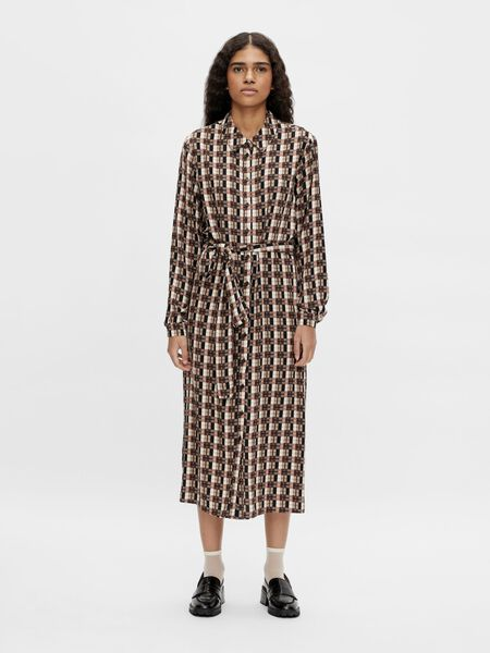 Object Collectors Item CHECKED SHIRT DRESS, Incense, highres - 23038349_Incense_926301_003.jpg