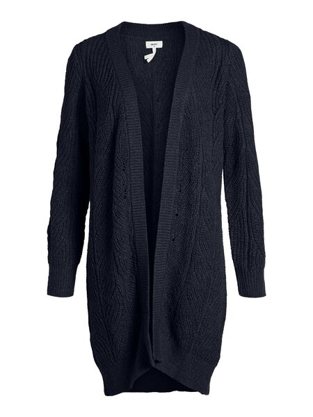 Object Collectors Item LONG KNITTED CARDIGAN, Sky Captain, highres - 23030187_SkyCaptain_911256_001.jpg